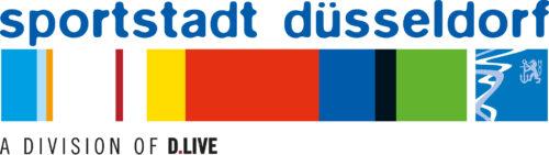 Logo sportstadt düsseldorf